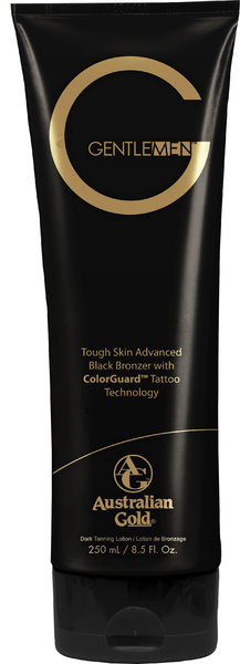G Gentlemen® Black bronzer